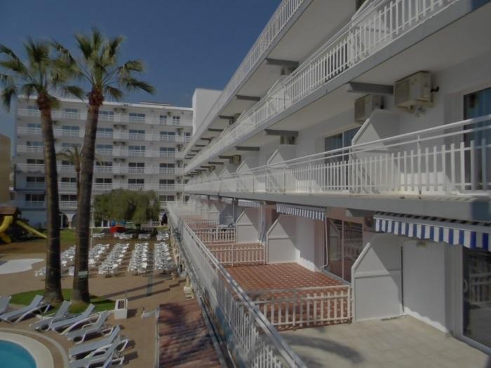 Servicios Hotel Apartamentos Solimar