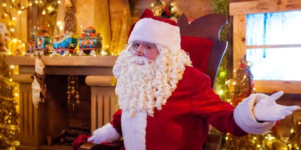 Bosque Encantado Papá Noel