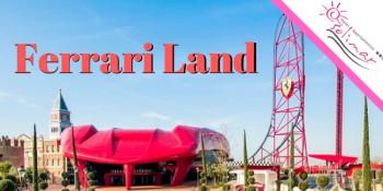 Ferrari Land: El parque temático de la velocidad