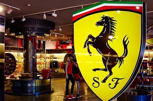 Tienda Oficial de Ferrari
