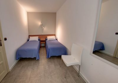 Standard-Zimmer-Wohnung