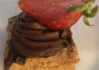 Pastita Choco-Fresa