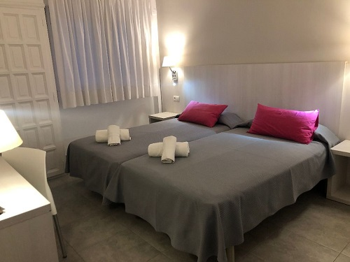 Habitaciones Hotel Apartamentos Solimar Calafell